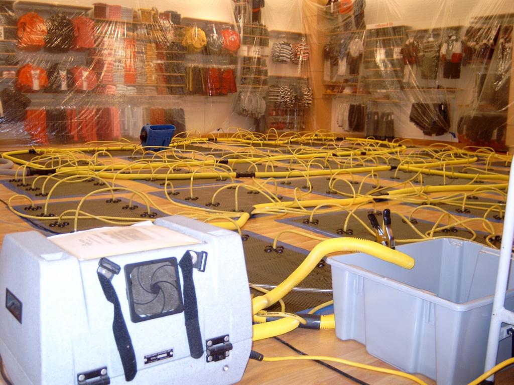 Comhardwood floor drying crowdbuild for for Wood floor repair specialist