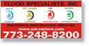 Flood Specialists, Inc. Equipment
